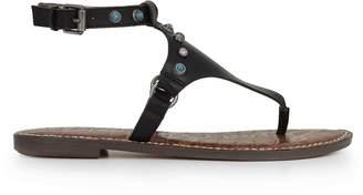 7b786604c Sam Edelman Leather Strap Sandals For Women - ShopStyle Canada