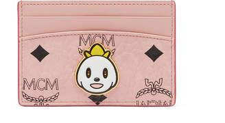 MCM X Eddie Kang Loveless Card Case