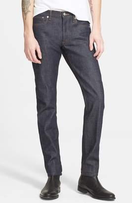A.P.C. Petit New Standard Skinny Fit Selvedge Jeans