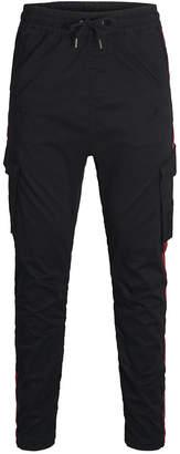 Jack and Jones Men's Taped Cargo Pants