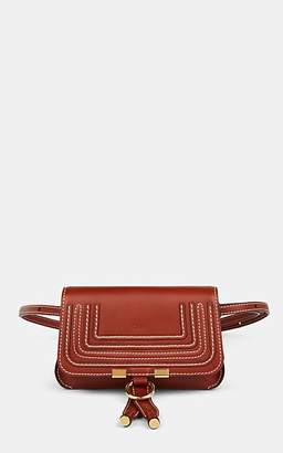 Chloé Women's Marcie Leather Belt Bag - Brown