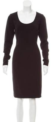 MICHAEL Michael Kors Knee-Length Long Sleeve Dress