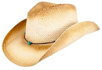 Peter Grimm Headwear Abe Stained Cowboy Hat