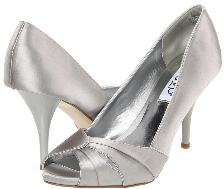 rsvp Shin (Silver) - Footwear