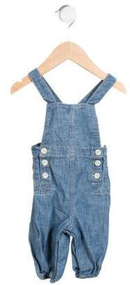 Ralph Lauren Boys' Chambray Overalls
