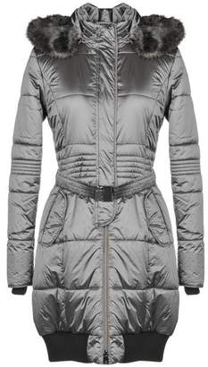 Trussardi Women Coats Shopstyle Uk Puffer For rQCtxshd