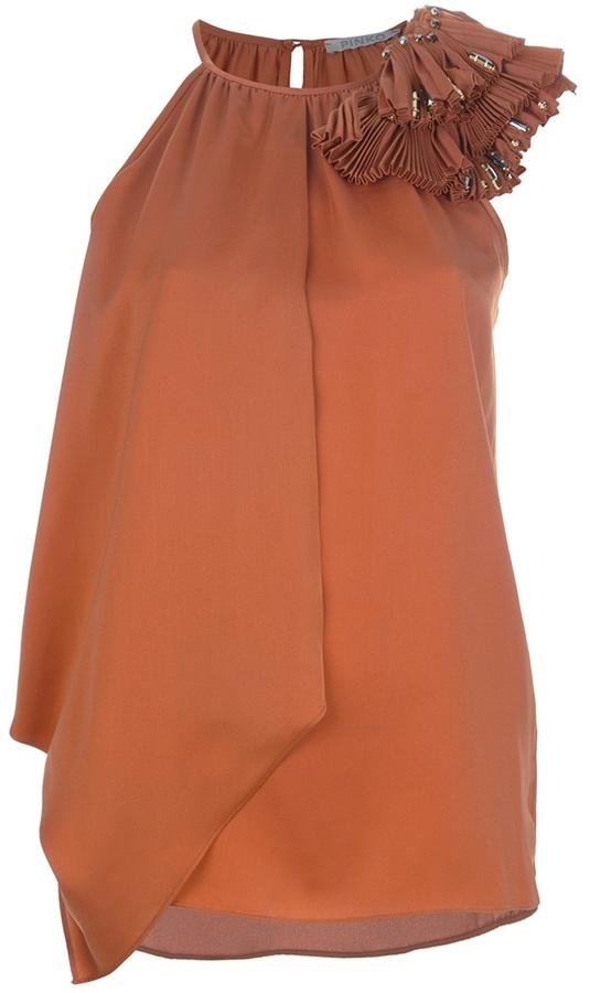 Pinko sleeveless blouse