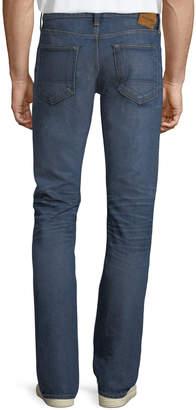 Tom Ford Straight-Leg Denim Jeans, Blue
