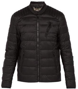 Belstaff Ranworth Quilted Jacket - Mens - Black