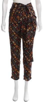 Isabel Marant Silk Harem Pants