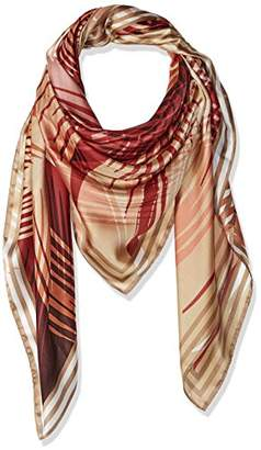 Vince Camuto Women's Desert Palms Oversized Square Scarf