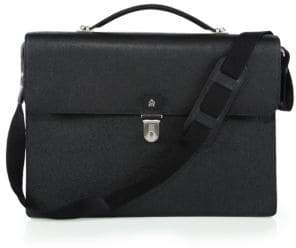 Dunhill Bourdon Double-Document Case