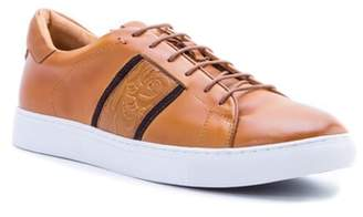 Robert Graham Delgado Embossed Sneaker
