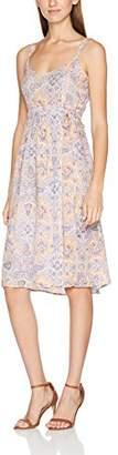 Fat Face Women's Paige Sunset Paisley Dress,8
