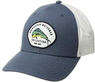 Quiksilver Waterman Bilge Tipper Trucker Cap Caps