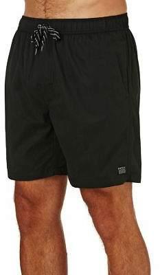 Swell Swimming Shorts Ryder Beachshort - Black