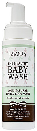The Healthy Baby Wash