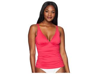 Tommy Bahama Pearl Over-the-Shoulder Tankini Women's Swimwear