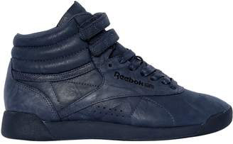 Freestyle Nubuck High Top Sneakers