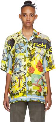 Martine Rose Multicolor Jamaika Hawaiian Shirt