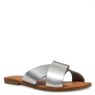 Saltwata Slide Sandals $69 thestylecure.com