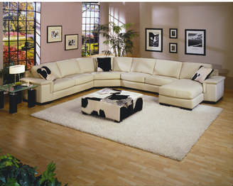 Mercedes Benz Omnia Leather Sectional