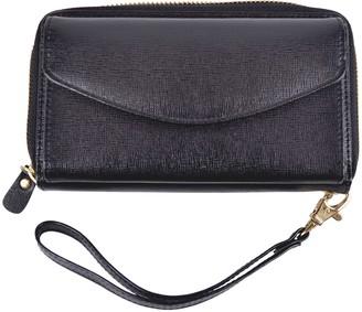 Royce Leather Saffiano Slim Cellphone Wallet