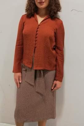 Nice Things Paloma S Stain Jacquard Shirt