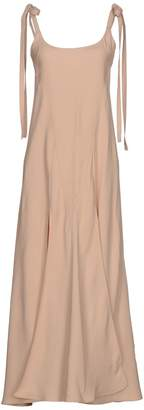 ATTICO Long dresses - Item 34743087