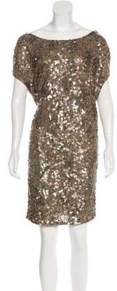 Vince Sequined Mini Dress w/ Tags