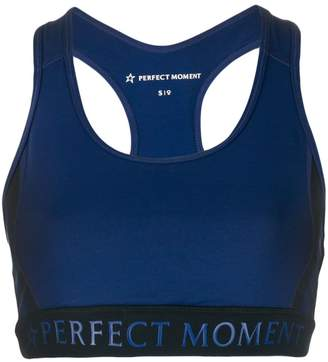 Perfect Moment racerback sports bra