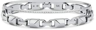 Michael Kors Pavé Link Hinge Bangle Bracelet