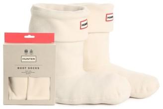 Hunter Short Fleece Women's Boot Socks