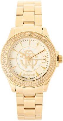 Roberto Cavalli RV1L002M0106 Gold-Tone Watch