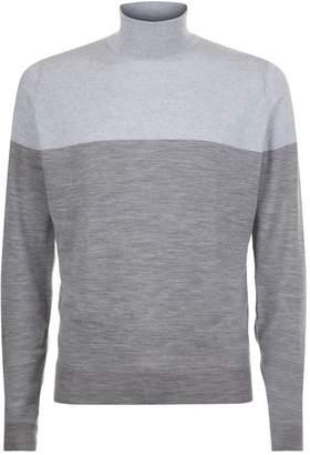John Smedley Merino Roll Neck Sweater