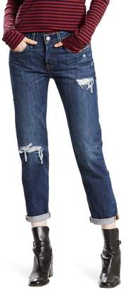 Levi's 501(R) Ripped Taper Jeans