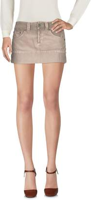 Dondup STANDART Mini skirts