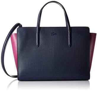 Lacoste Chantaco Color Block Shopping Bag
