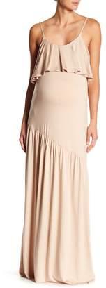 Rachel Pally Maternity Goldee Maxi Dress
