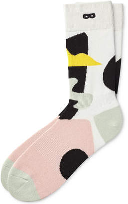 Pair of Thieves Men's Over the Moon Crew Socks