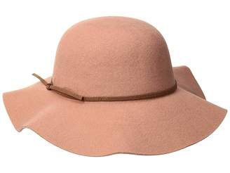 San Diego Hat Company Kids Faux Suede Hat (Big Kids)