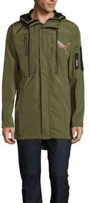 Puma Trapstar Hooded Jacket