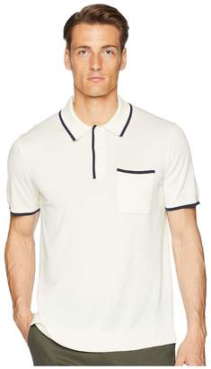 Todd Snyder Tipped Polo