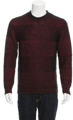 Marc by Marc Jacobs Rib Knit Crew Neck Sweater