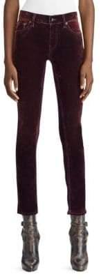 Ralph Lauren 50th Anniversary Easton Slim-Fit Velvet Jeans