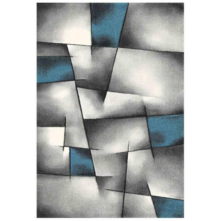 Nazar Brillance - Teppich - blau