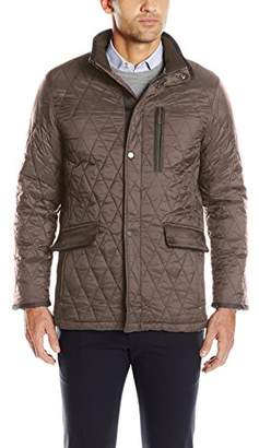 Rainforest RFT by Men's Quilted Walking Jacket