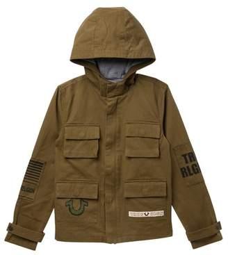 True Religion Military Jacket (Big Boys)