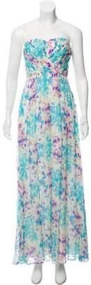 Yumi Kim Silk Patterned Dress