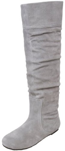 Barefoot Tess Womens Slouch Knee-High Boot
